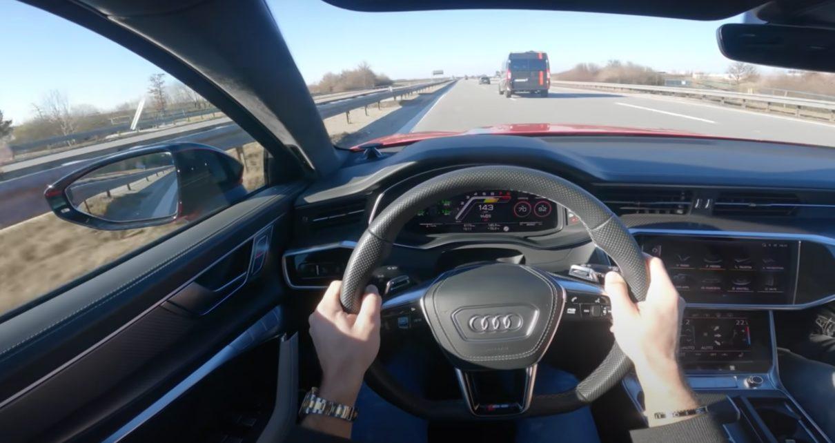 Il pousse son Audi RS6 à... 354 km/h sur autoroute !