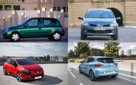 Renault Clio d'occasion - fiabilité : laquelle choisir à partir de 1 000 €