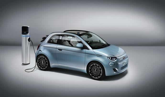 Fiat deviendra progressivement 100 % électrique à partir de 2025