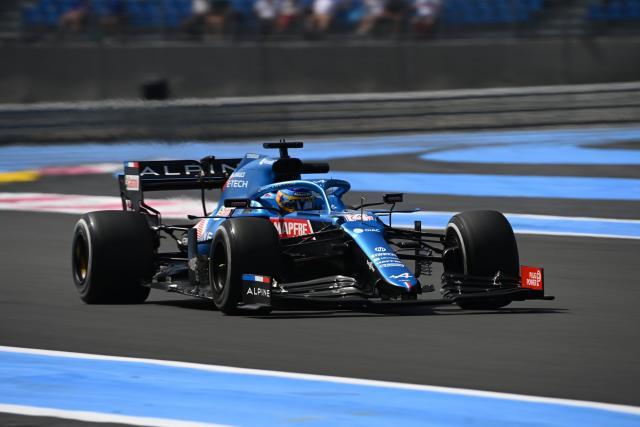 Fernando Alonso: «Vendredi j'ai quitté le circuit à 22heures»