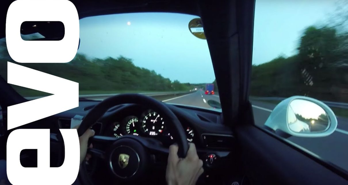 Porsche 911R at 200mph | evo DIARIES