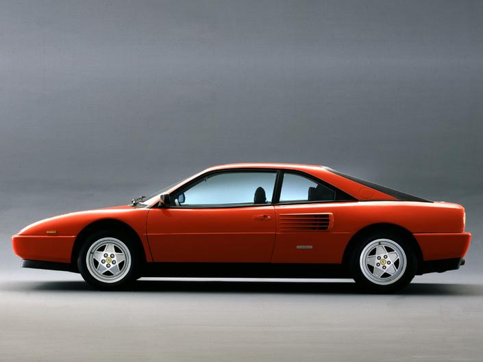 La beauté des laides - Ferrari Mondial