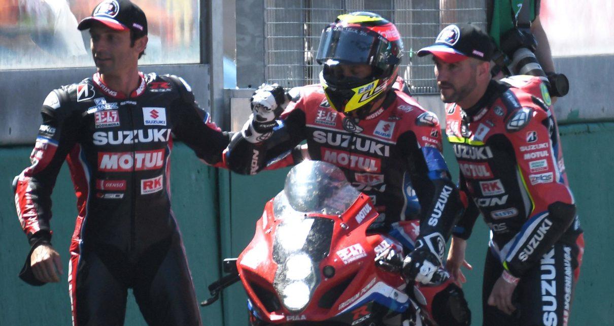 24 heures du Mans moto : Suzuki s'impose pour la première fois depuis 2015 et rejoint Honda avec un 13e titre