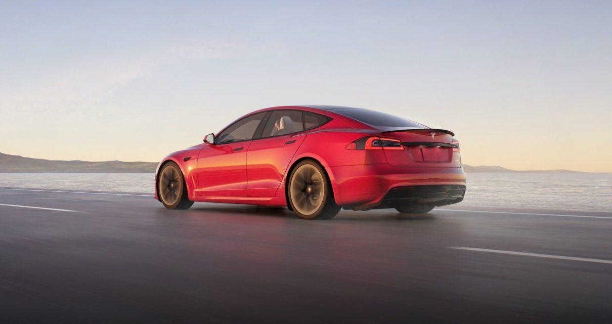 Tesla Model S Plaid+ : c'est non !