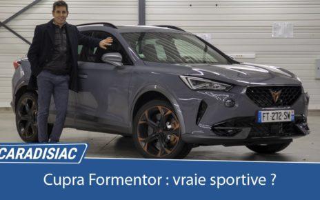 Les essais de Soheil Ayari - Cupra Formentor : vraie sportive ?