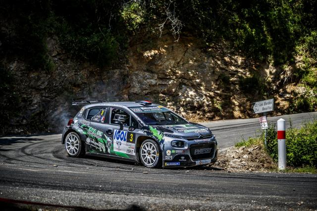 Championnat de France: Eric Camilli remporte la mise au Rallye du Rouergue