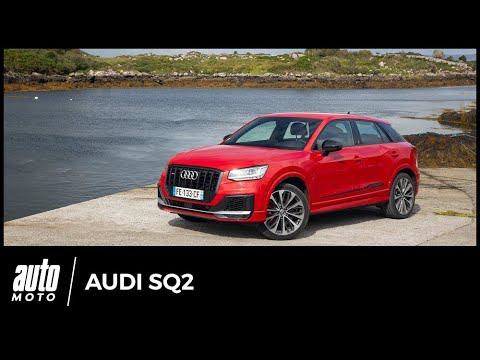 Audi SQ2 : essai sur les routes Irlandaises