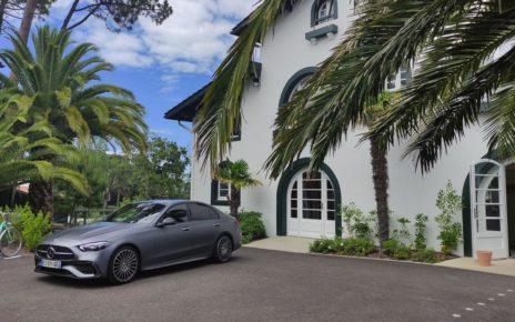 Essai Mercedes Classe C (2021) : les atouts d'une grande