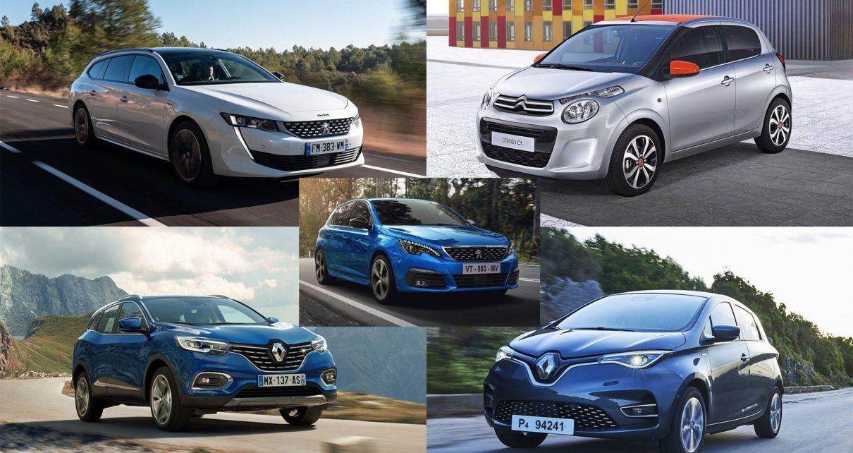 Peugeot, Renault, Citroën : ces françaises dont les ventes baissent en 2021