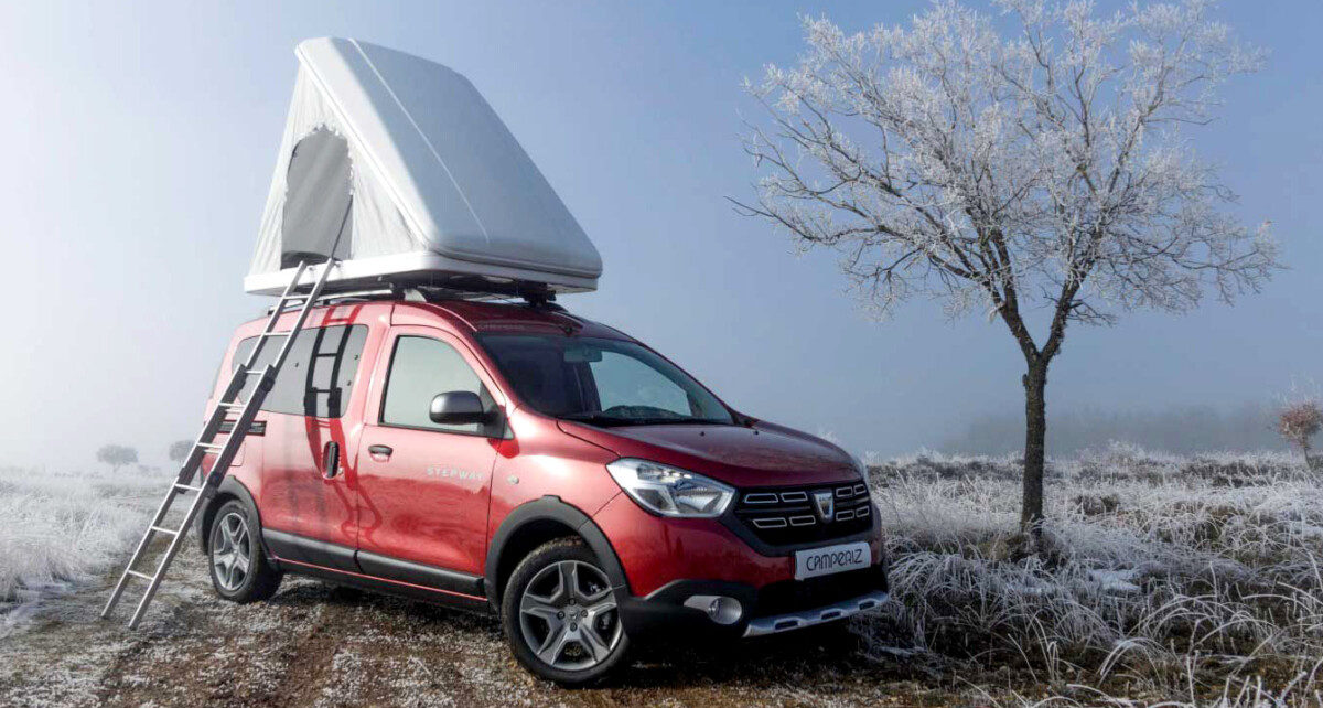 un camping-car neuf pour 19.995 € !