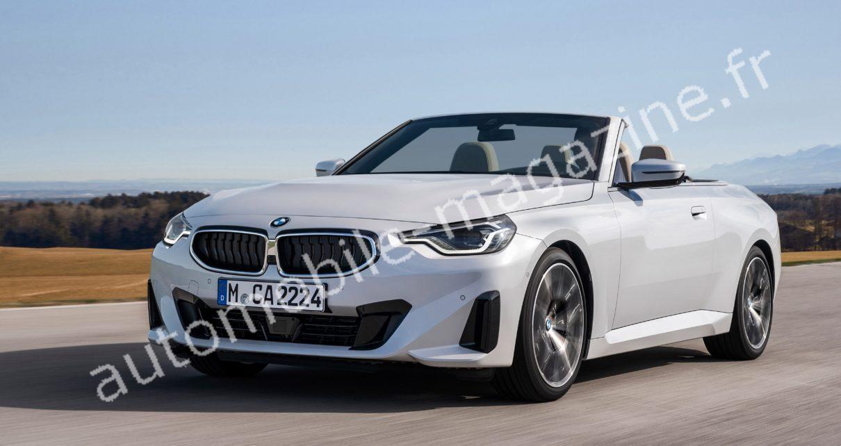 BMW pourrait abandonner la Série 2 cabriolet