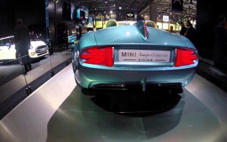 360° Mini Superleggera - Mondial Auto de Paris 2014