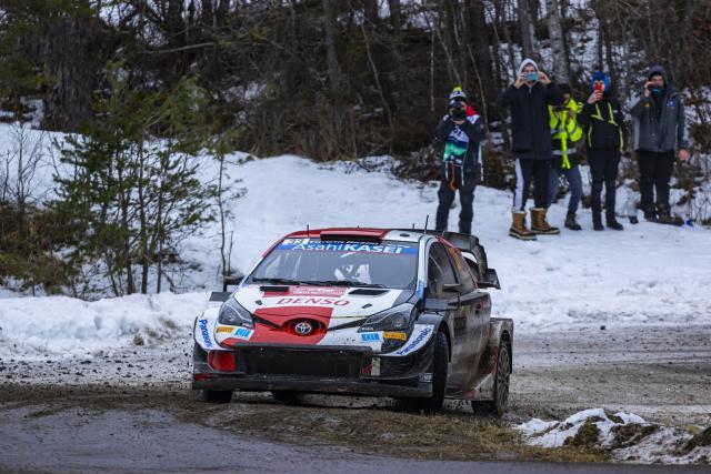 Le Rallye de Monte-Carlo se réinvente en 2022