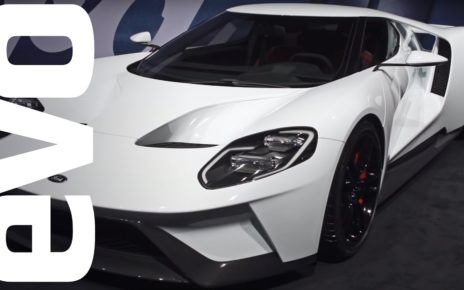 Ford GT preview - the return of an icon | evo UNWRAPPED