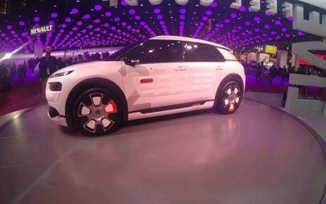 360° Citroën Cactus Airflow - Mondial Auto de Paris 2014
