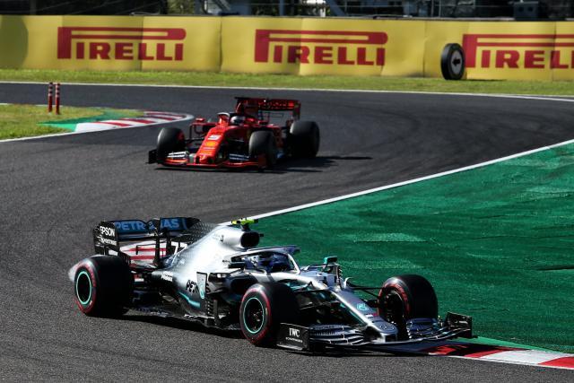 Le Grand Prix de F1 du Japon annulé pour la deuxième année consécutive