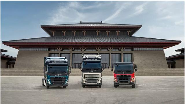 AB Volvo se renforce en Chine via l'achat de JMC Heavy Duty