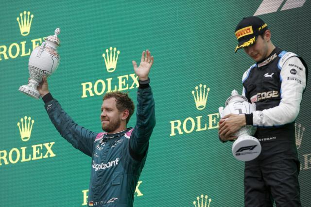 Imbroglio autour de la disqualification de Sebastian Vettel du Grand Prix de Hongrie