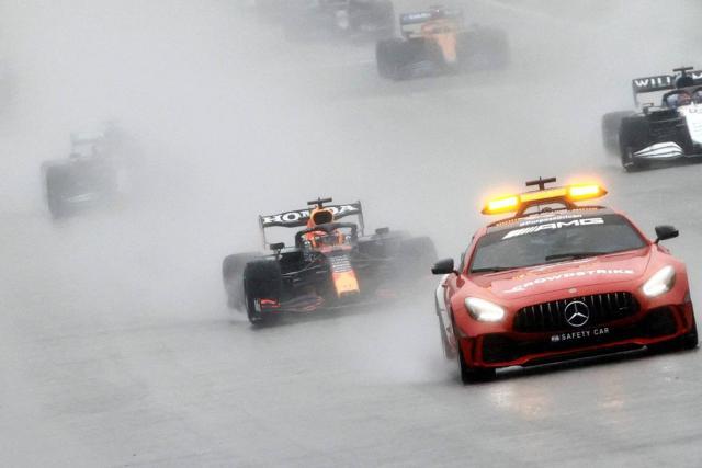 Question du jour - La FIA devait-elle attribuer des points à l'issue du GP de Belgique?