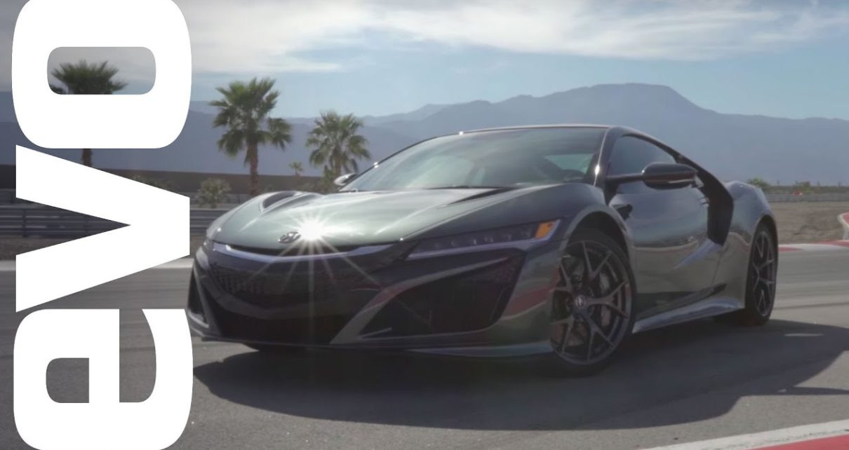 Honda NSX review - was it worth the wait? | evo DIARIES