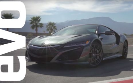 Honda NSX review - was it worth the wait?   evo DIARIES