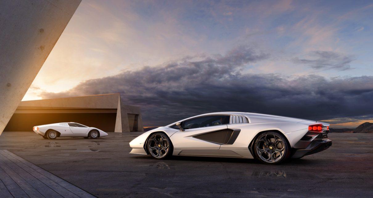l'icône de retour avec un V12 hybride !