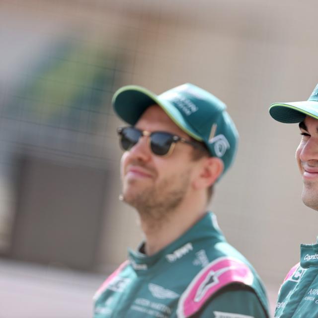 Aston Martin garde Sebastian Vettel et Lance Stroll en 2022