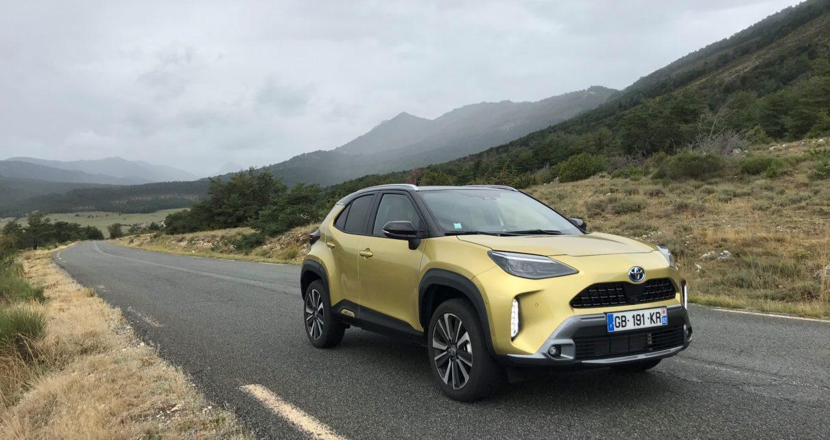 Essai Toyota Yaris Cross (2021) : retour aux affaires