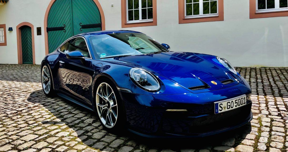 Porsche 911 GT3 (992) : un nombre légendaire, une formule magique, un aileron gratis