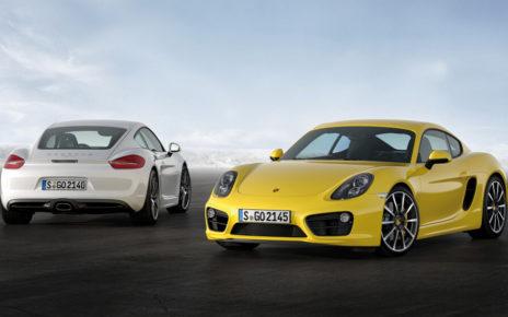 Porsche Boxster et Cayman : 5.000 modèles au rappel