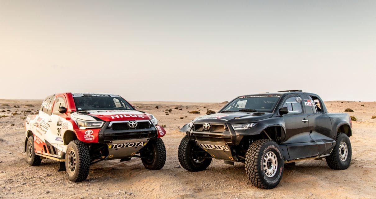 Toyota Gazoo Racing fourbit ses armes