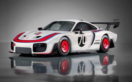 Nouvelle Porsche 935, un hommage à la mythique Porsche 935/78